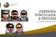 """FISCALÍA CATEÓ """"CACHIMBAS"""" EN TLALANCALECA Y DETUVO A 5 PERSONAS"""