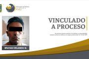 EN PRISIÓN POR EL HOMICIDIO Y ROBO A UN SEPTUAGENARIO EN LA COLONIA LA PAZ