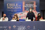 PRESENTA TURISMO COLABORACIÓN INTERMUNICIPAL POR LOS 200 AÑOS DEL CHILE EN NOGADA