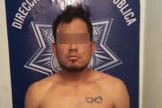 CON APARENTE MARIHUANA, POLICÍA ESTATAL DETIENE A UN HOMBRE