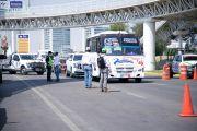 """SANCIONADOS 455 CONDUCTORES DURANTE LA TERCERA SEMANA DEL """"HOY NO CIRCULA"""""""