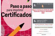 LISTOS CERTIFICADOS DIGITALES: SECRETARÍA DE EDUCACIÓN