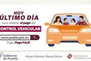 CONCLUIRÁ GOBIERNO DEL ESTADO PROGRAMA DE BENEFICIOS EN PAGO DEL CONTROL VEHICULAR