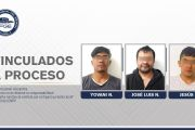 PRESUNTOS NARCOMENUDISTAS DETENIDOS POR LA FISCALÍA DE PUEBLA FUERON VINCULADOS.