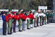 LA BANDERA, SÍMBOLO DE LA UNIDAD NACIONAL Y ACTUALMENTE DE LA PAZ, DESTACA EL GOBERNADOR BARBOSA