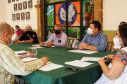 GOBIERNO DE LUPITA VARGAS ESTÁ PREPARADO PARA ACTUAR ANTE DESASTRES NATURALES.