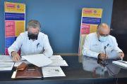 SISTEMA HOSPITALARIO CUENTA CON LA DISPONIBILIDAD Y CAPACIDAD NECESARIAS PARA ATENDER CONTAGIOS POR COVID-19: URIBE