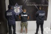 """CAPTURA SSP A """"EL RUDY"""", OPERADOR DE GRUPOS DELICTIVOS"""